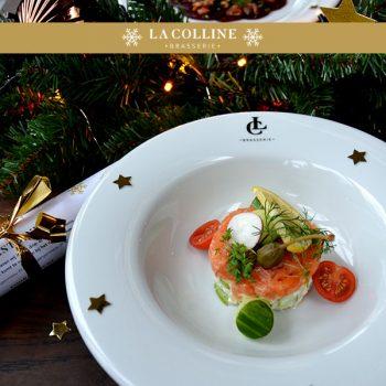 Kerst bij Brasserie La Colline