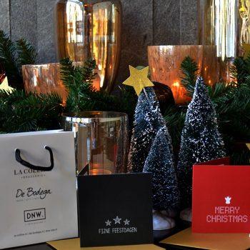 Decembercadeau, kerstpakket